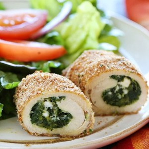 Spinach-and-Feta-Stuffed-Chicken-Breast