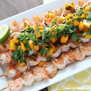 Grilled-Shrimp-Skewers-with-Mango-Salsa-7