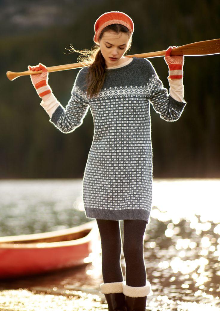 Street Style Fair Isle Fashion Gold Coast Girl