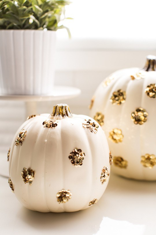 DIY pumpkin decorating ideas 2