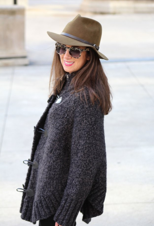 fedora and leopard sole society 8