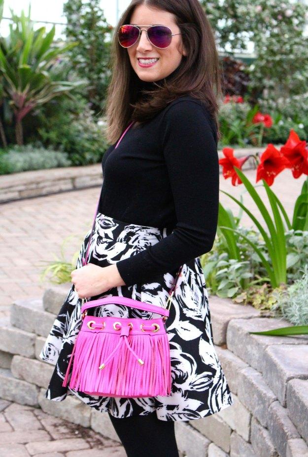 floral skirt 14