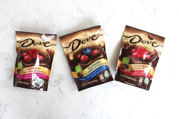 dove chocolate 1