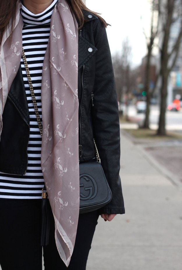 silk scarf and stripes 11