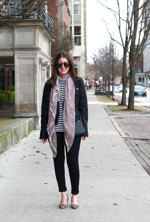 silk scarf and stripes 6
