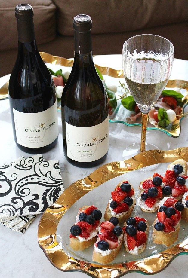 springtime wine party 2