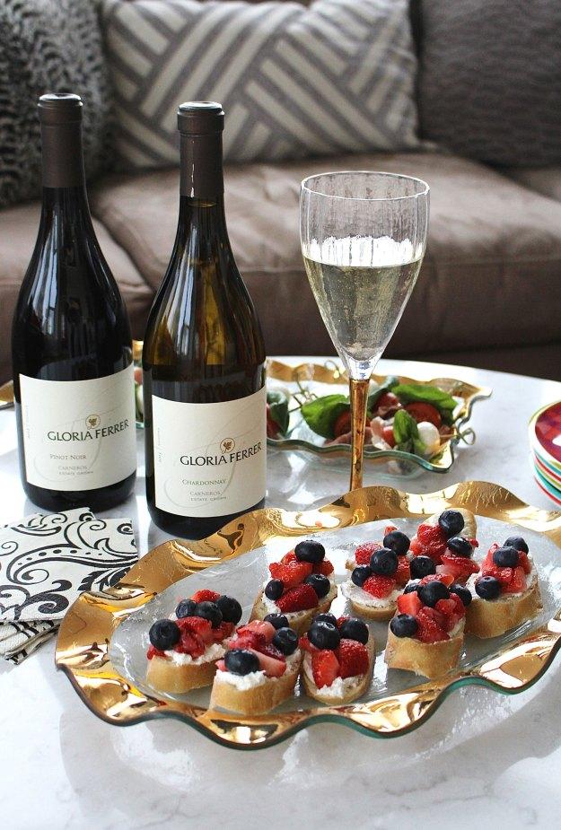 springtime wine party 4