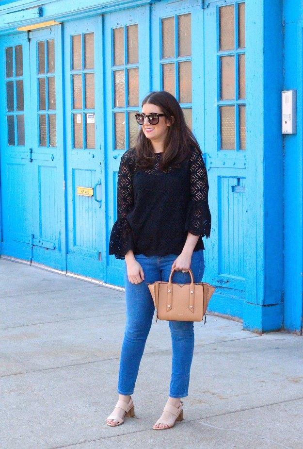 black lace top 4