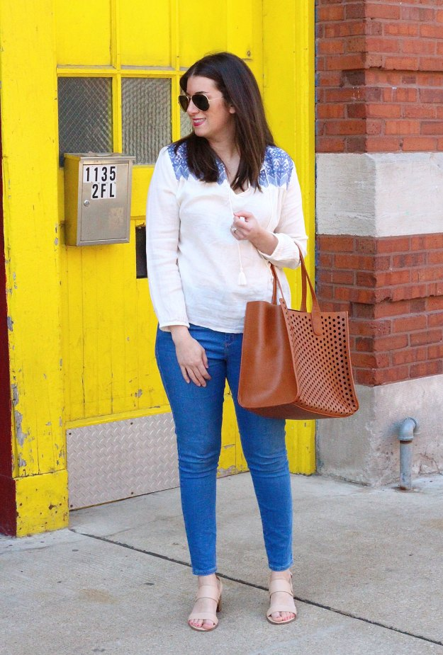 tunic and jeans 4