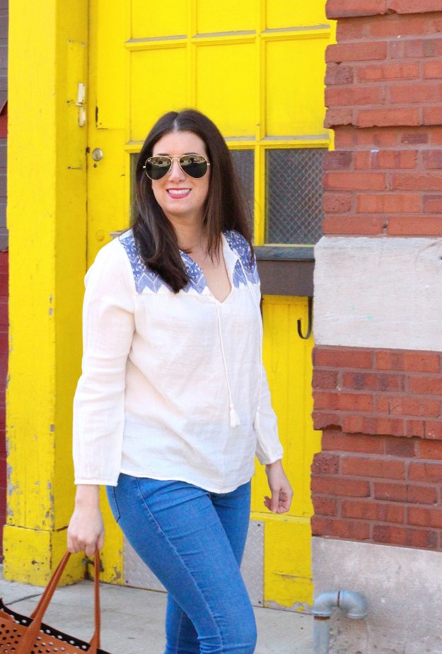 tunic and jeans 7