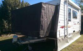 Caravan Mesh Screens