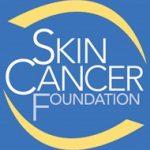 skin cancer foundation logo for sunbrella fabric