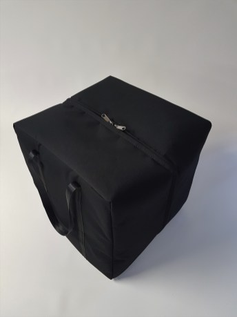 Padded storage bag