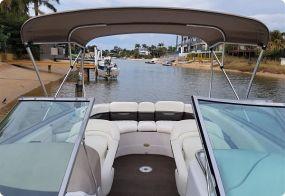 Boat Upholstery Marine Vinyl Mocha