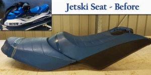 Recover Jetski Seat Gold Coast Before
