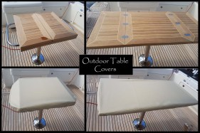 custom boat table covers