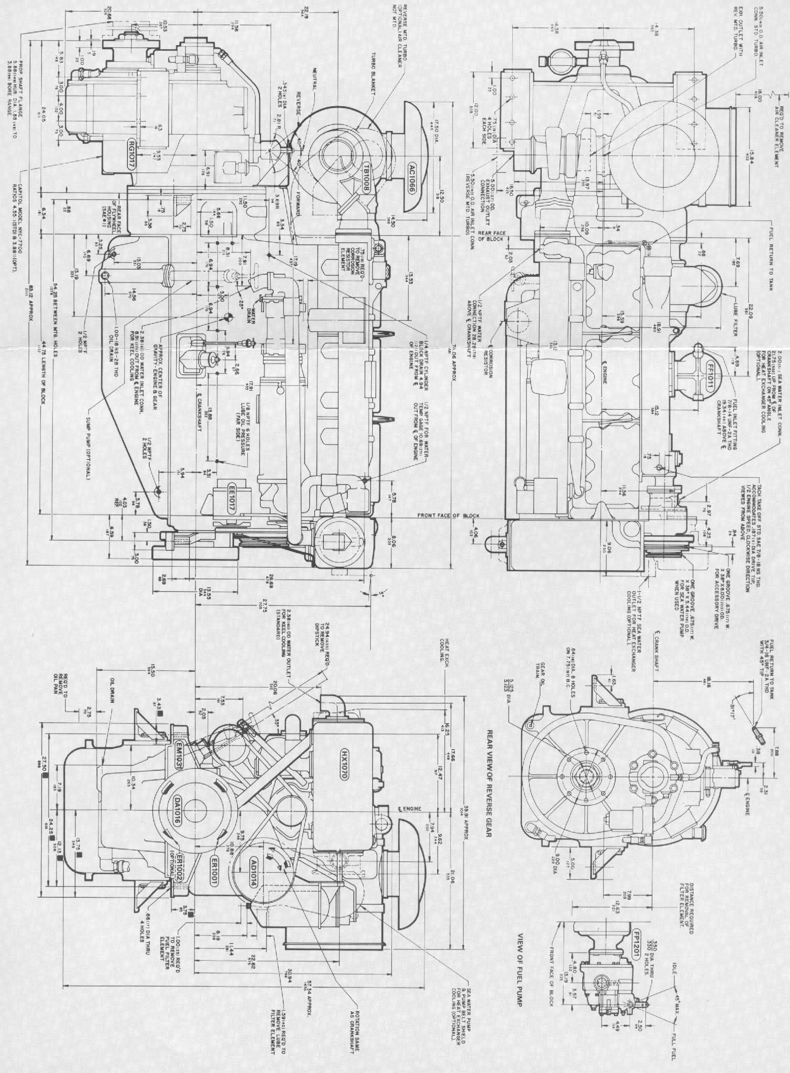 Predator Engine Wiring Diagrams