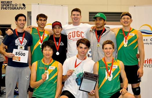 "Griffith University Gold Coast success at ""Festivolle ..."