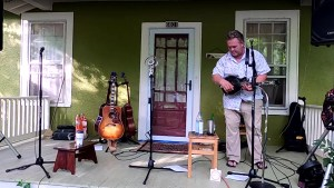 Watch Porch Songs ~ East by Westmoreland Trio