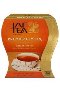 """JAFTEA (Джаф Ти)  черный чай """"Премьер Цейлон"""" (Premier Ceylon) 100g"""
