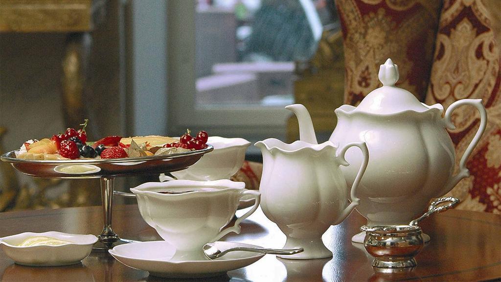 Чайные традиции Европейского континента