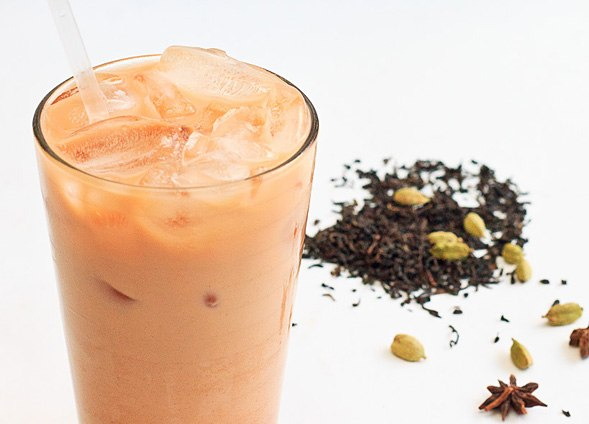 Рецепты с использованием чая. Русский чай с яичным желтком.
