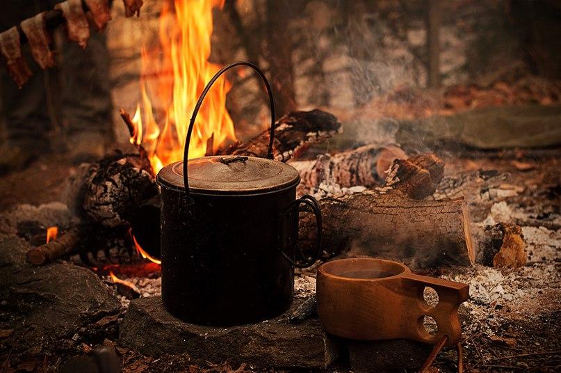 Рецепты с использованием чая. «Канадский чай у костра»