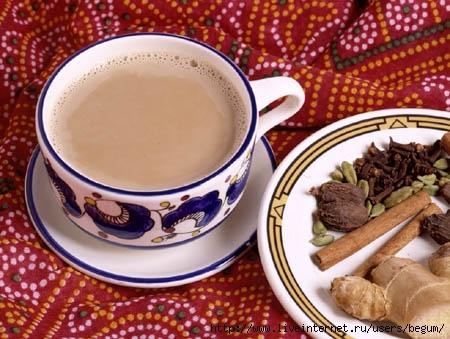 Рецепты с использованием чая. Киргизский чай «Актынчай»