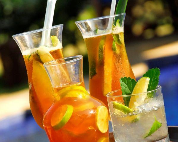 Рецепты с использованием чая. Карибский чай.