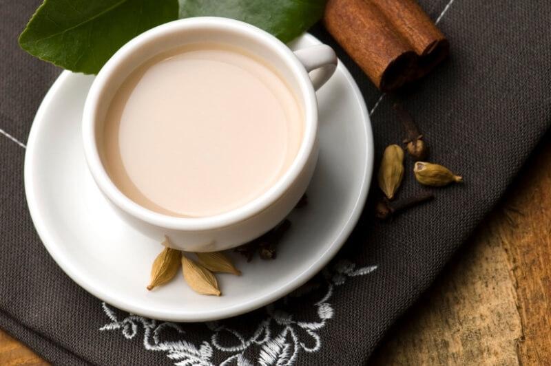 Рецепты с использованием чая. Индийский лимонно-кардамоновый чай «Нимбу-Элачи чай»