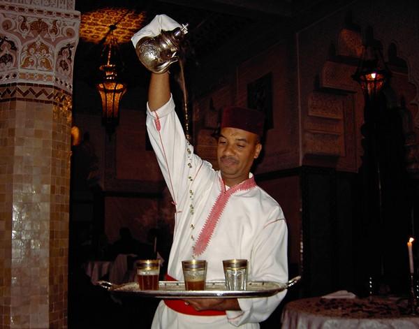Чайные традиции Африки.