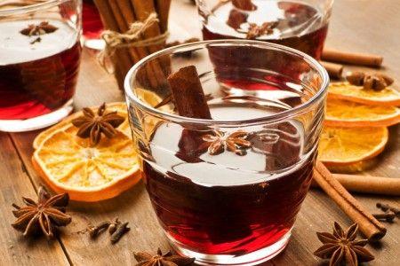 Рецепты с использованием чая. Цейлонский воскресный пунш (около 100 порций по 100 г)