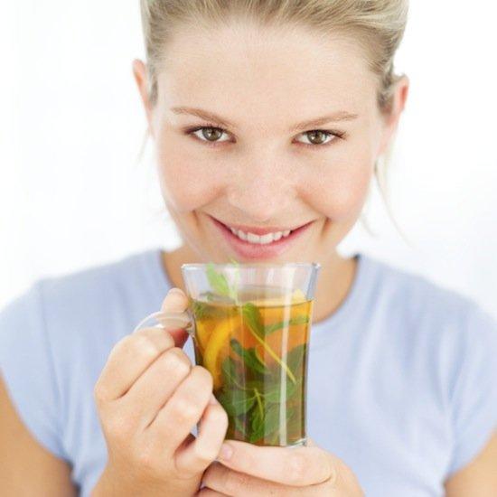 Чай для десен и зубов