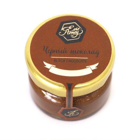 """Evie Honey Крем-мёд """"Черный шоколад"""" 30гр."""