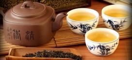 Три династии, три эпохи чая