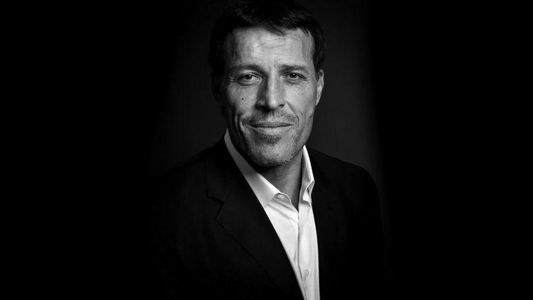 Tony Robbins golddiscipline