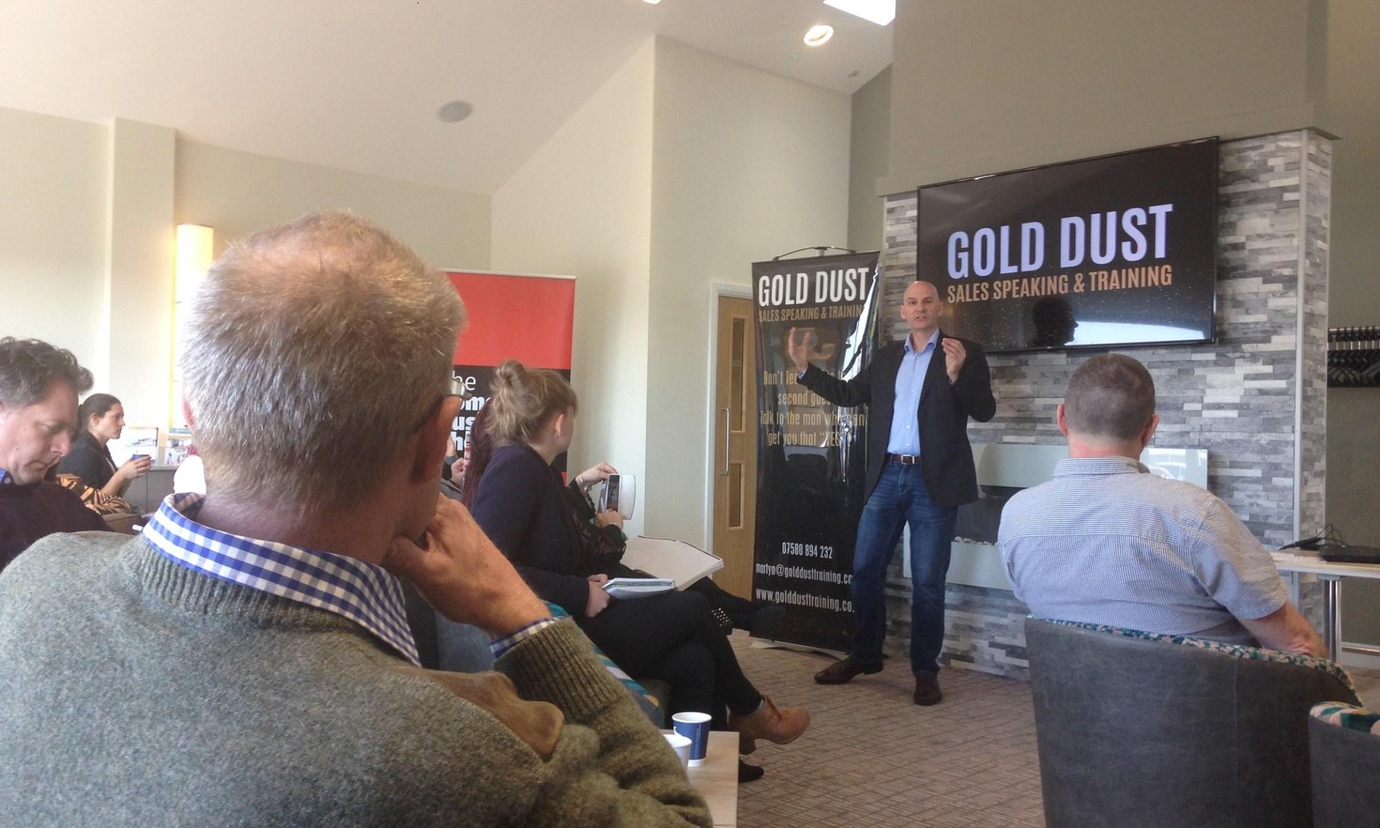Martyn Sloman Speaker Business Show