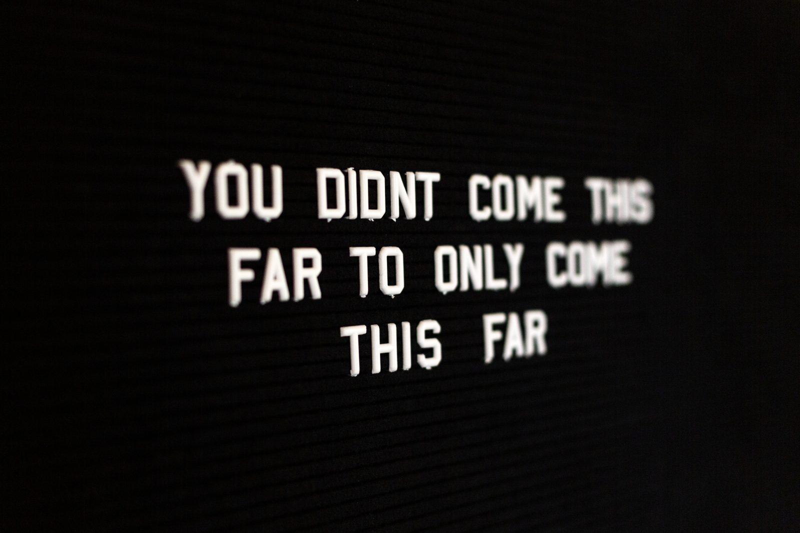 Motivating Quote