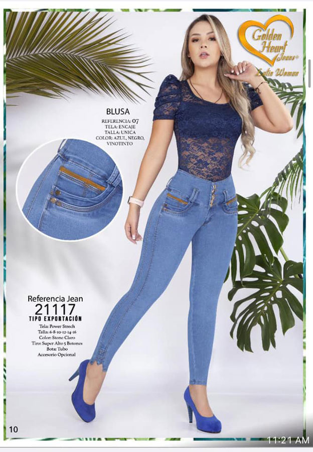 Jeans 21117