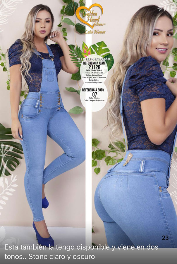 Jeans 21128