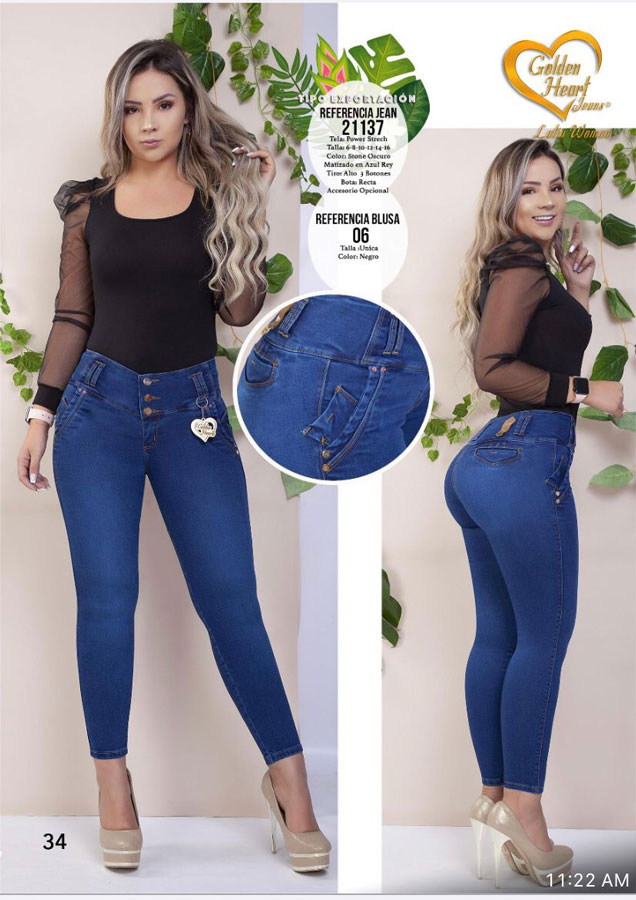 Jeans 21137