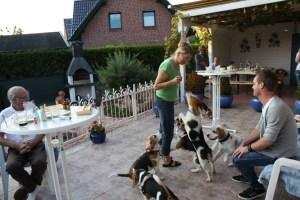 Welpen-Treffen G-Wurf 114
