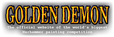 The official website of the world's biggest Warhammer painting competition