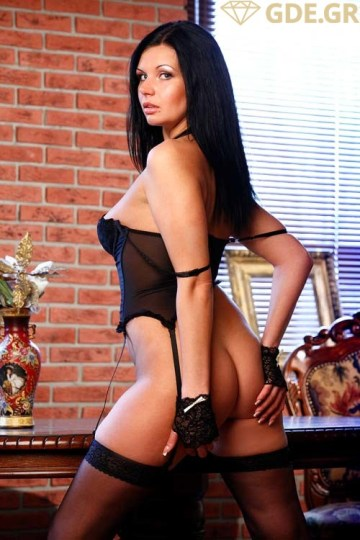 THESSALONIKI ESCORTS-ANNA