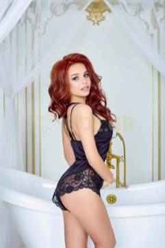 LUXURY ESCORTS GIRLS IRINA