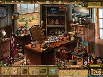 Golden Trails: The New Western Rush game screenshot