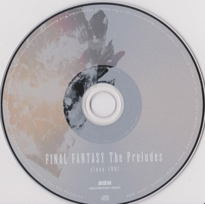 Final Fantasy The Preludes CD