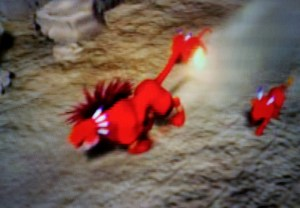 Final Fantasy VII International Red XIII fmv