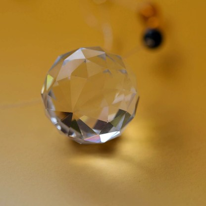 Chakra Prism | Golden Blue