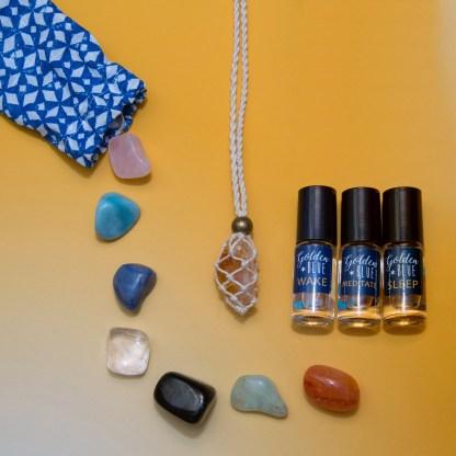 Ultimate Gift Pack | Golden Blue